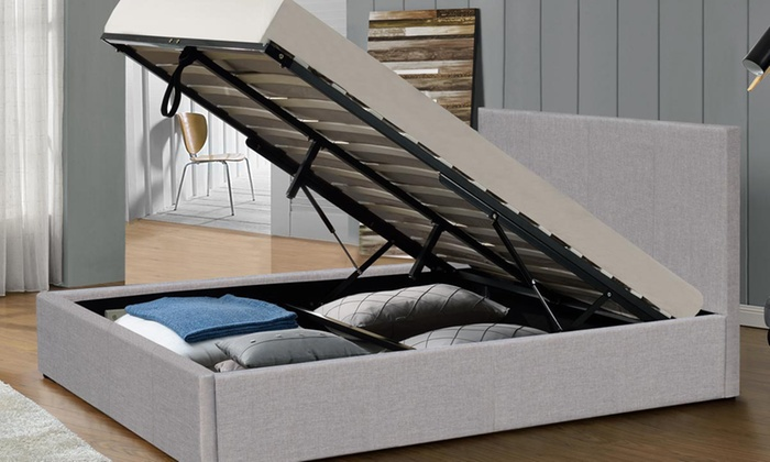 81fa595d964c Richmond Ottoman Storage Bed | Groupon Goods