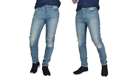 Loyalty and Faith Caspian Jeans