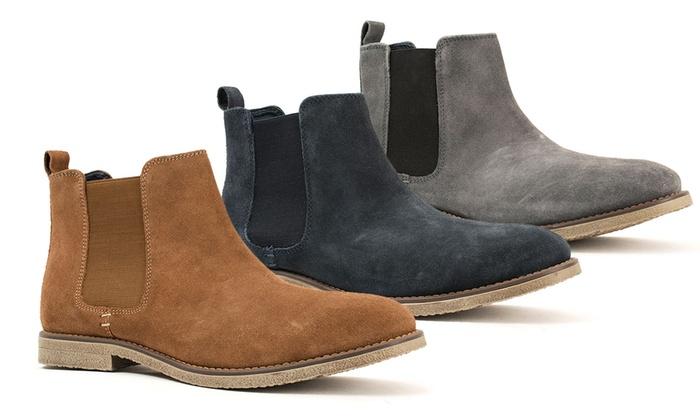 c2629b7ea7c Joseph Abboud Men s Daniel Chelsea Style Boots