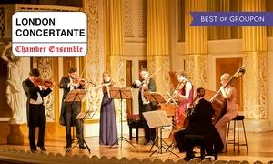 """Candlelight Concerts: """"Vivaldi - Die Vier Jahreszeiten by Candlelight"""" von London Concertante + CD + Programm in 10 Städten (bis 51% sparen*)"""
