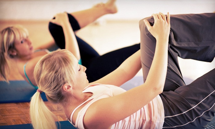 Simply Hot Yoga Wellness Center - West End: Yoga-Class Packages at Simply Hot Yoga Wellness Center in Tacoma (Up to 84% Off). Three Options Available.
