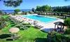 Isola d'Elba 4*: fino a 7 notti con mezza pensione e spiaggia
