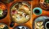Zuidas: Japans 5-gangendiner