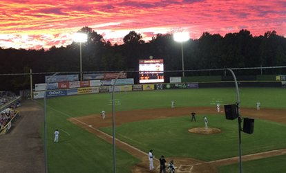 Potomac Nationals Baseball Game – Up to 52% Off