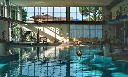 Abano Terme: camera Classic con trattamento a scelta, Spa e terme Hotel Excelsior Thermae & Wellness Spa