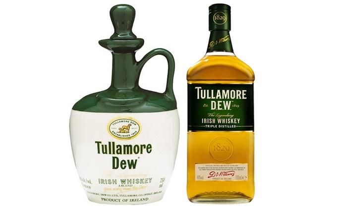 Tullamore Dew Irish Whiskey Jensens Liquors Groupon