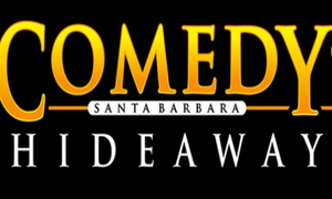 Santa Barbara Comedy Hideaway – Up to 52% Off Standup Comedy at Santa Barbara Comedy Hideaway, plus 6.0% Cash Back from Ebates.