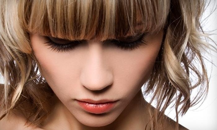 Hellobeautiful Salon - Andover: $62 for a Pravana SmoothOut Treatment at Hellobeautiful Salon ($250 Value)