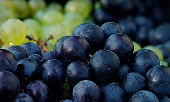 Auburn Road Vineyard & Winery - Pilesgrove: $14 for Vineyard Tour and Wine Tasting for Two at Auburn Road Vineyard & Winery in Pilesgrove ($30 Value)