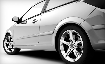 1 Silver Detailing Package for a Car (up to a $65 value) - Webb's Wet or Waterless Mobile Wash & Detail in Durham