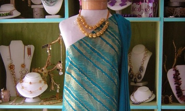 Avalilly's - Multiple Locations: $34 for $75 Worth of Women's Designer Clothing and Accessories at Avalilly's or Fresh