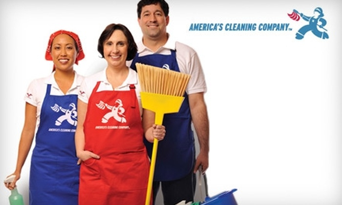 America's Cleaning Company - New York City: $59 for Two Hours of Green Home Cleaning from America's Cleaning Company ($120 Value)