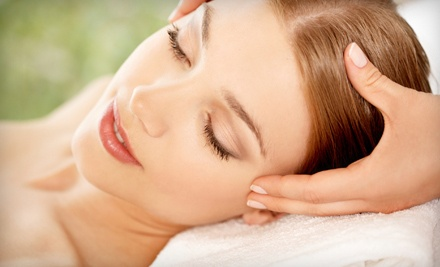 Choice of 1 60-Minute Swedish Massage or Multi-Vitamin Hydrating Facial - The Ritz Salon and Spa in Burleson