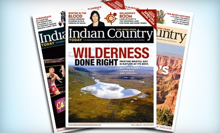 Indian Country Today Media Network - Indian Country Today Media Network in