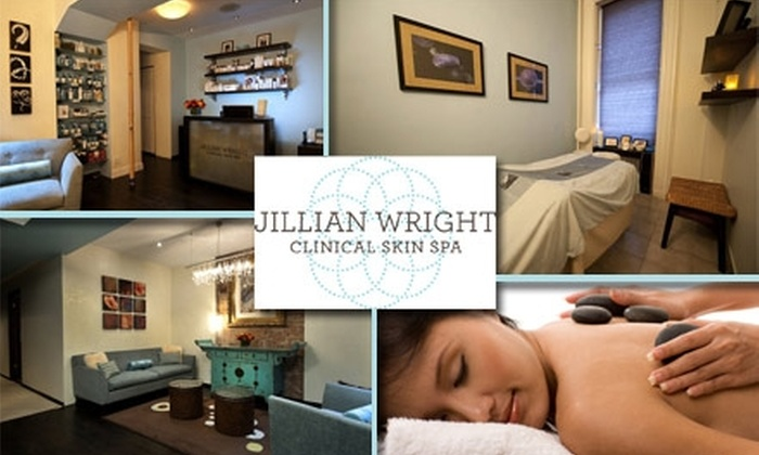 Jillian Wright Clinical Skin Spa - Upper East Side: $59 for an Hour-Long Massage at Jillian Wright Clinical Skin Spa ($130 Value)