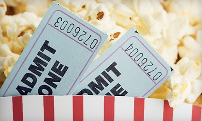 The Movies at Montgomery Mall - Potomac: $7 for $15 Worth of Snacks at The Movies at Montgomery Mall in Bethesda