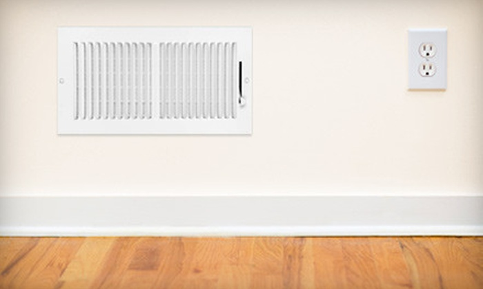 BHT Heating and Cooling - London, ON: $79 for a Complete Duct and Furnace Cleaning Services from BHT Heating and Cooling ($249 Value)