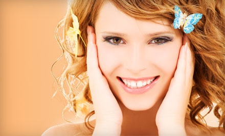 Choice of 1 Pumpkin Peel or Signature Facial (up to $75 value) - Faces by Sienna Skin Studio in Cranston
