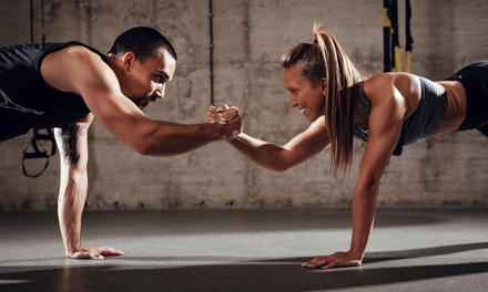 10 HIIT Classes or Unlimited HIIT Classes for One Month at RX30 (Up to 83% Off)