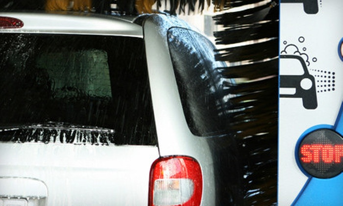 Central Car Wash - Northeast,Dinkytown: $26 for Three Full-Service Car Washes at Central Car Wash ($52.47 Value)