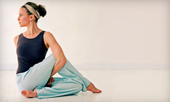 Acu Harmony & Health - Stony Plain: $32 for Five Yoga Classes at Acu Harmony & Health in Stony Plain ($65 Value)