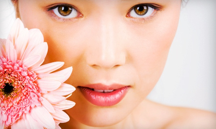 Age Rewind Facial Aesthetics - West Bloomfield: One, Three, or Five Glycolic-Acid Chemical Facial Peels or Delicate Eye Area Peels at Age Rewind Facial Aesthetics in West Bloomfield (Up to 77% Off)