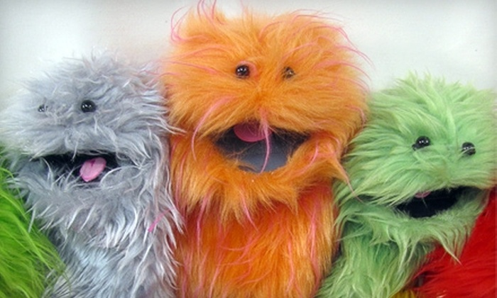 The Puppet Kitchen - East Village: $19 for a Two-Hour Puppet-Making Workshop at The Puppet Kitchen ($50 Value)