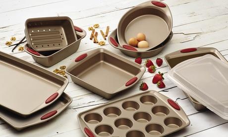 Rachael Ray Cucina Nonstick Bakeware Set (10-Piece) 5c90f7bc-5098-11e7-b9bb-002590604002