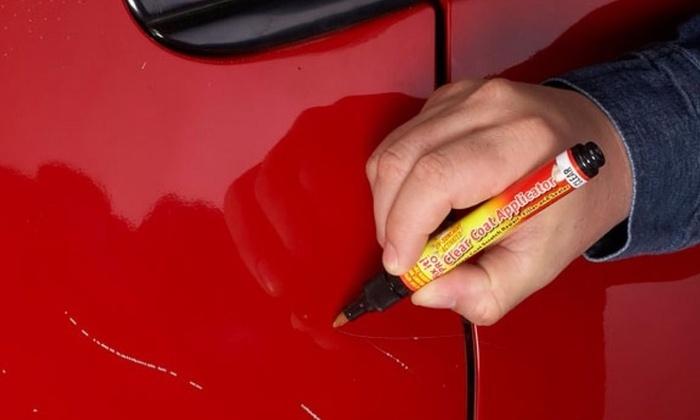 Penna rimuovi graffi auto e moto