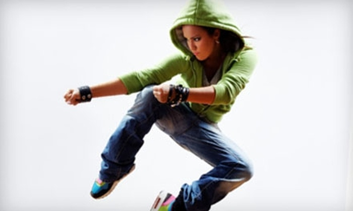 Dance Amore - Enfield: $20 for 10 Zumba Classes at Dance Amore in Enfield ($40 Value)