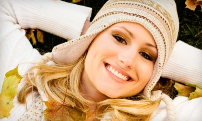 Pinnacle Dental - The Greens: $49 for a Cleaning, X-Rays, and At-Home Teeth-Whitening Trays at Pinnacle Dental
