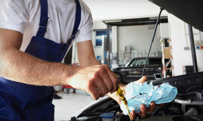 America's Best Car Care Plan - Multiple Locations: $59 for a Two-Year Car-Care Package with Eight Oil Changes from America's Best Car Care Plan ($279.95 Value).