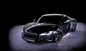 APEX Elite Exotic Rental: Audi R8 Driving Experience from APEX Elite Exotic Rental (Up to 54% Off). Four Options Available.