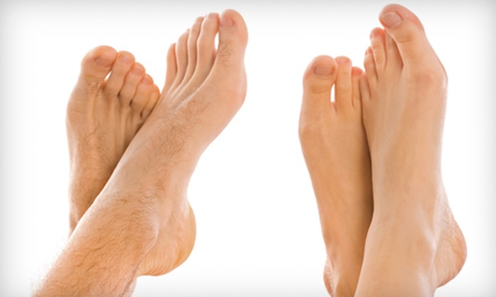Family Foot Care Center - East Hartford: $299 for a Consultation and Up to Two Laser Nail-Fungus Removal Treatments at Family Foot Care Center (Up to $700 Value)