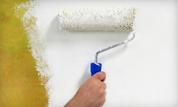 JB Painting LLC - Goshen: $89 for One Interior Room Painting from JB Painting LLC ($225 Value)