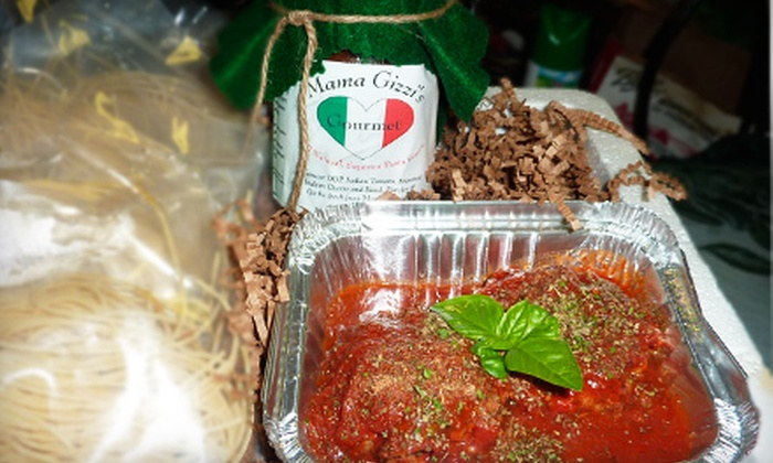 Mama Gizzi Pasta - Buttonwood Plaza: No Drama Mama Pasta Dinner Kits for Four or Eight from Mama Gizzi Pasta in Greenacres