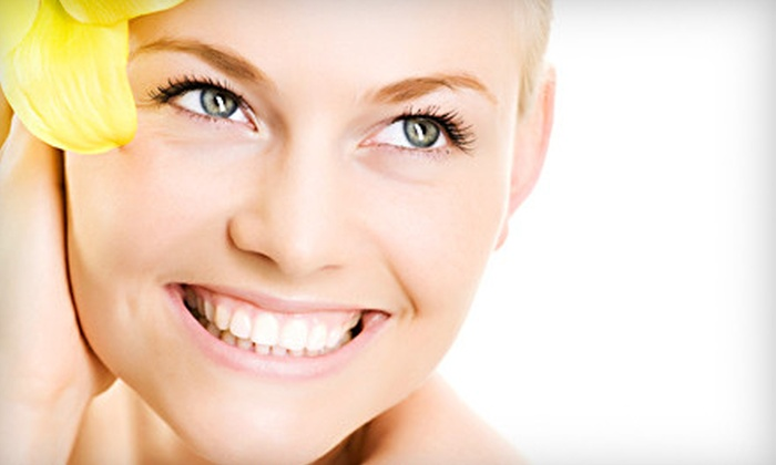 Salon Evania - Old Towne: $37 for a Custom Facial at Salon Evania in Frankfort (Up to $75 Value)