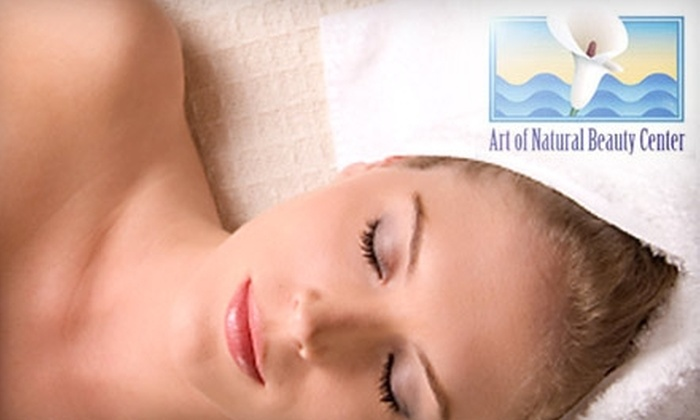Art of Natural Beauty - New York City: $59 for a Tri-Active Cellulite Treatment ($150 Value), $49 for a 30-Minute Massage and Express Facial with Paraffin Treatment ($115 value), or $99 for a Laser Facial and Express Facial ($310 Value) at Art of Natural Beauty