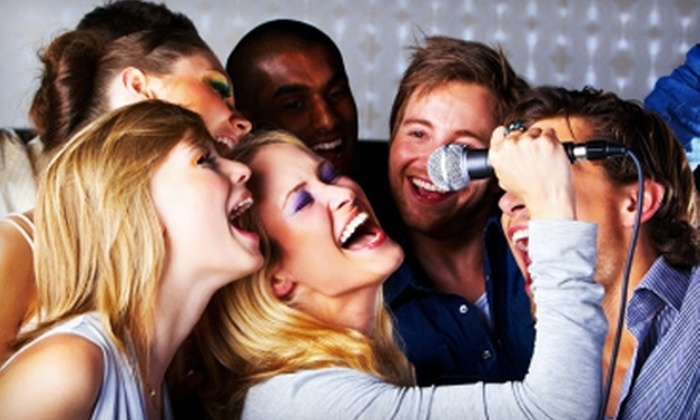 Karaoke Boho - Lower East Side: $20 for One Hour of Unlimited Karaoke for Four People in a Private Room and Eight Drinks at Karaoke Boho