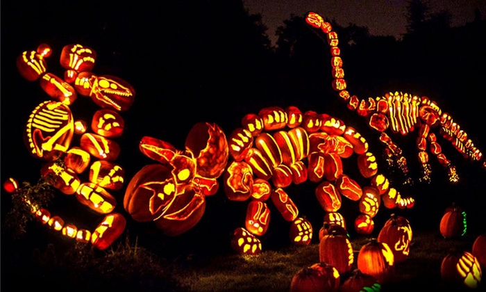 $18 for One Admission to RISE of the Jack O'Lanterns ($26 Value). 27 Entry Times Available.