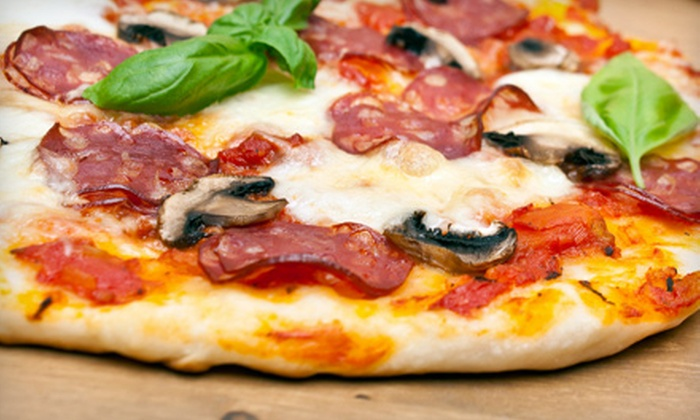 Mazzio's Italian Eatery - Multiple Locations: $10 for $20 Worth of Pizza and Casual Italian Fare at Mazzio's Italian Eatery