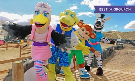 Pontins: 3 or 4 Night SelfCatering Stay for Six with Activities and Live Entertainment at Choice of Holiday Parks