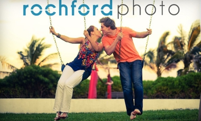 Rochford Photo - Tallahassee: $70 for a One- to Two-Hour On-Location Photo Shoot Plus Two DVDs of High-Quality Edited Images from Rochford Photo ($200 Value)
