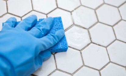 50% Off Tile / Grout Cleaning