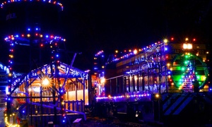 Admission to Country Christmas Train Event  at Denton Farm Park, plus 6.0% Cash Back from Ebates.