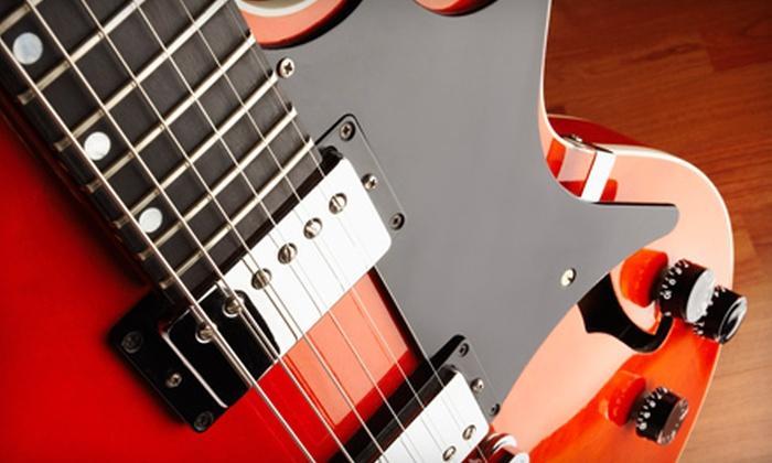 Dorian School of Music - Gardiners: $36 for Four Private Half-Hour Lessons at Dorian School of Music ($80 Value)