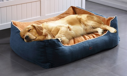 for a Thick Pet Bed Mattress with Removable Cover