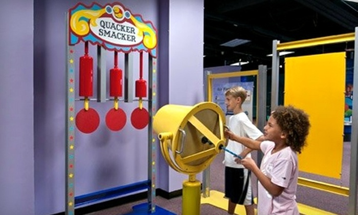 Science Museum of Virginia - Richmond: $60 for a Galaxy Family Membership to the Science Museum of Virginia ($120 Value)
