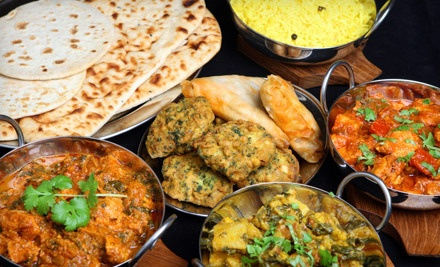 Indian Meal for Two - Kabana in Edison