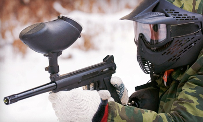 SplatBrothers Paintball Park - Brandon: $19 for an All-Day Paintball Outing with Equipment Rental at SplatBrothers Paintball Park in Hopewell ($44.95 Value)